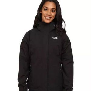 The North Face Triclimate Black Winter Coat Jacket Small